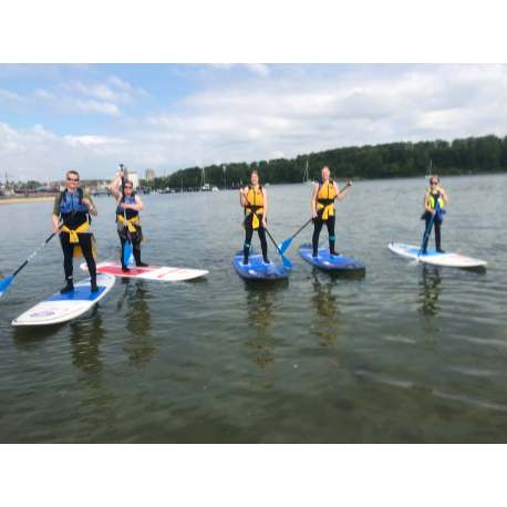 SUP - Stand Up Paddling -  2,5 times begynderkursus
