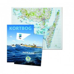 Sea Kayak Guide and Map/Chart to the South Fyn Archipelago